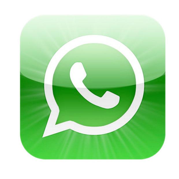 Whatsapp 我地啦!